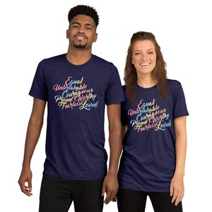 Image of LGBTQ PRIDE EMPOWERMENT t-shirt