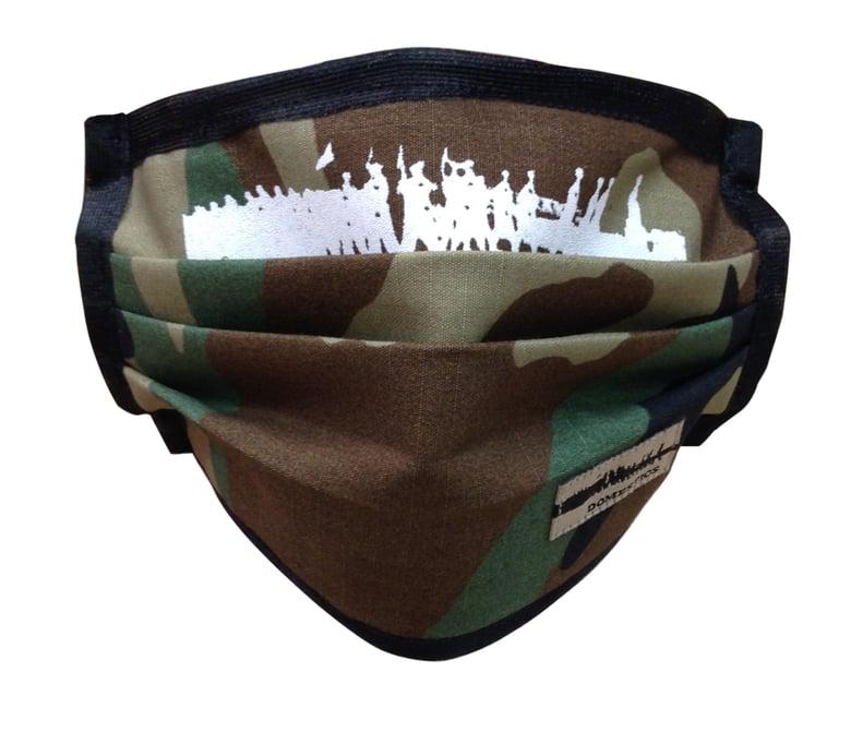 Image of DOMEstics. Face Mask 2