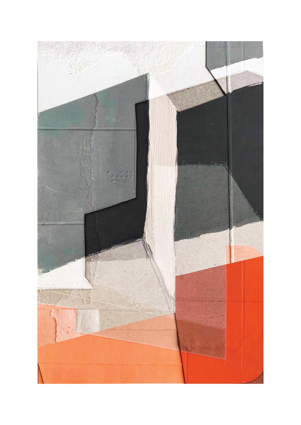 Image of deconstruct 143 poster print