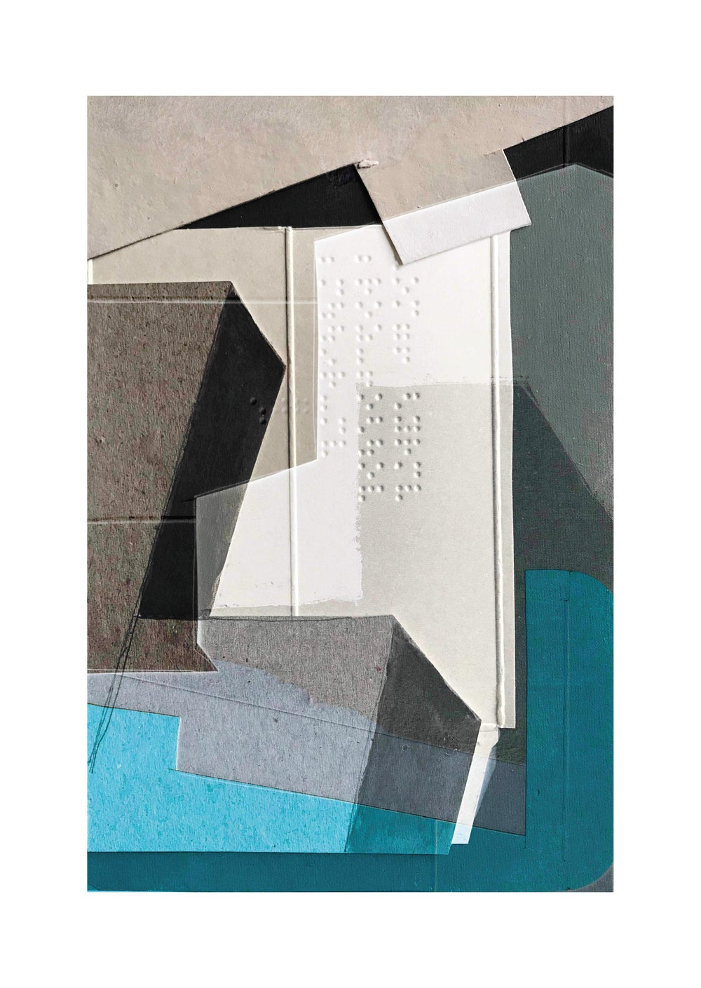 Image of deconstruct 73 poster print