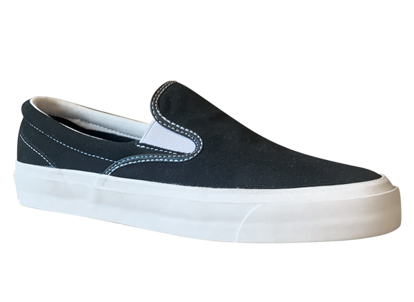 Image of Converse CONS One Star CC Slip-on - Black / White Suede