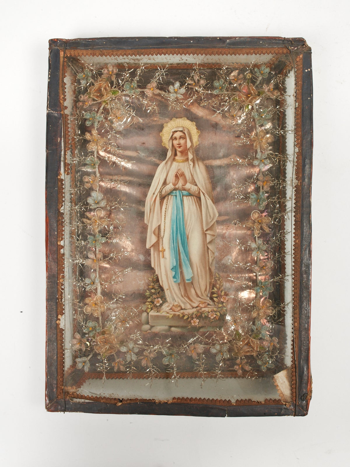 VIRGIN MARY'S RELIQUARY