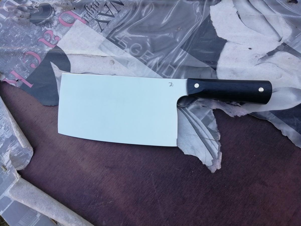 Image of 185x100 thin cleaver