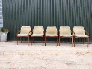 Kai Kristiansen rosewood chairs