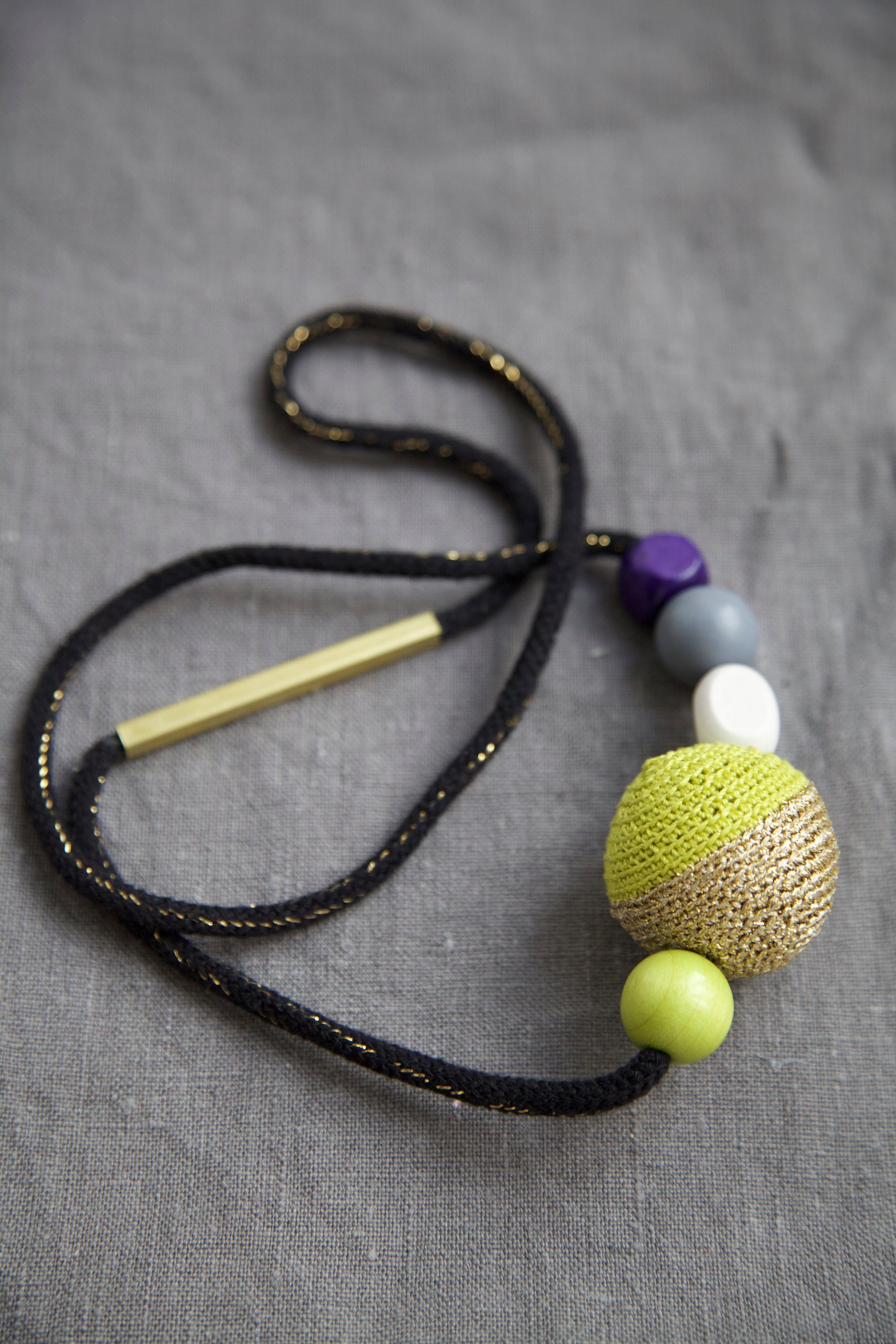 Image of No. 3 Bauhaus Necklace
