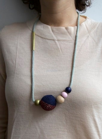Image of No. 2 Bauhaus Necklace