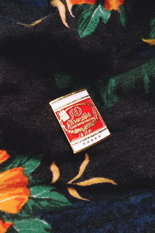 """Image of """"November The 4th"""" Pin"""