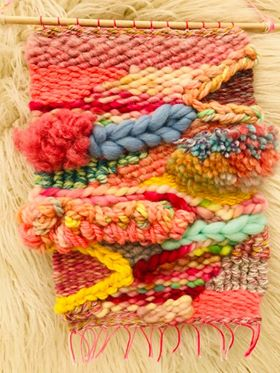Image of Colour Your World Weaving
