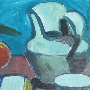 Image of 1963, Danish Still life, EYVIND OLESEN (1907 - 1995)