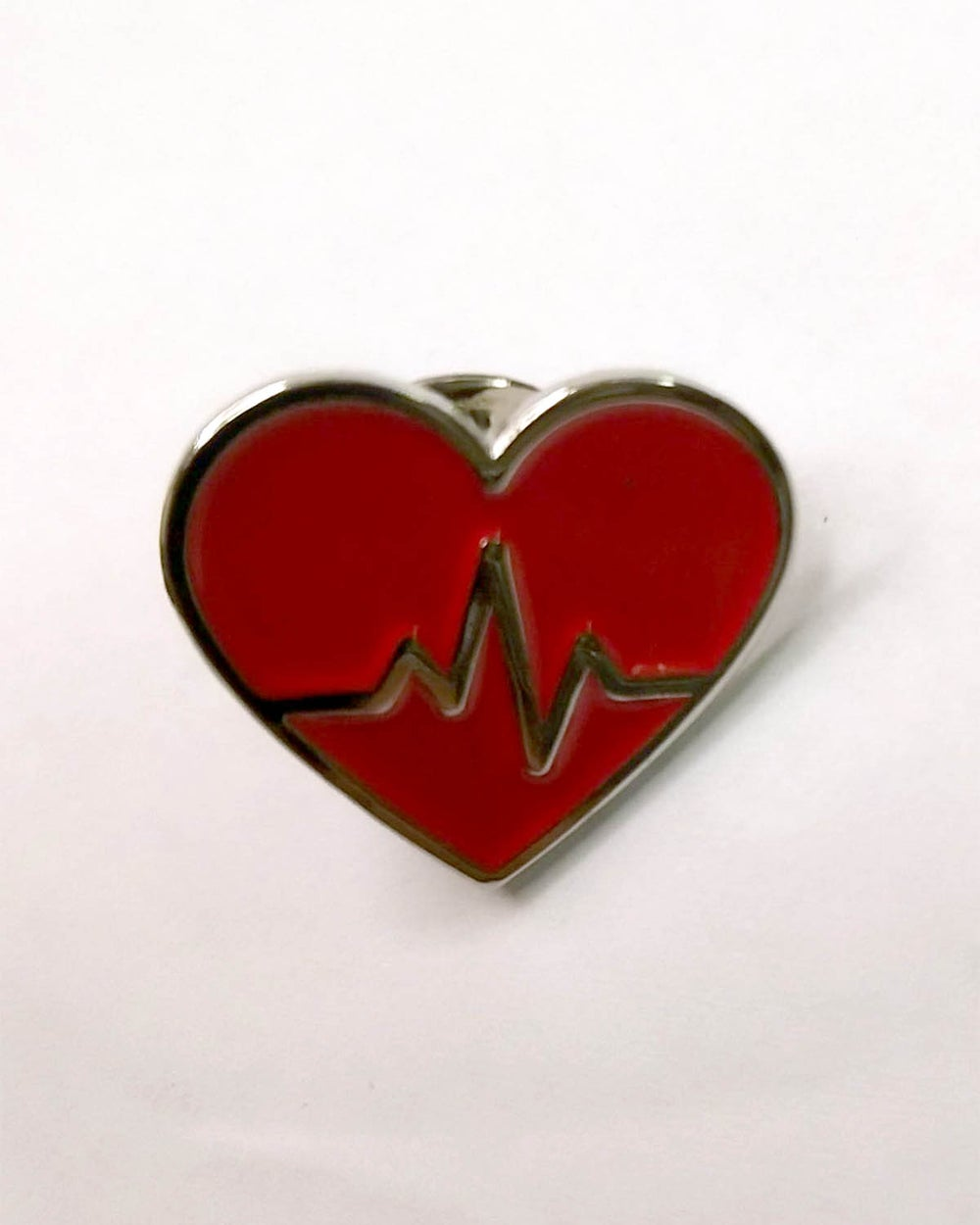 Image of Frontline Heart Fundraiser Enamel Pin