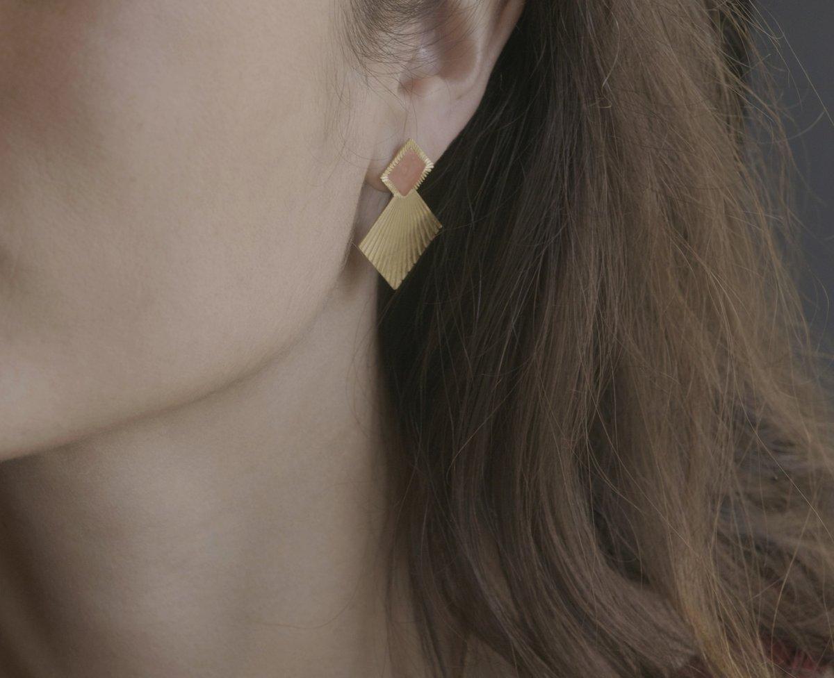 Boucles d'oreilles Free