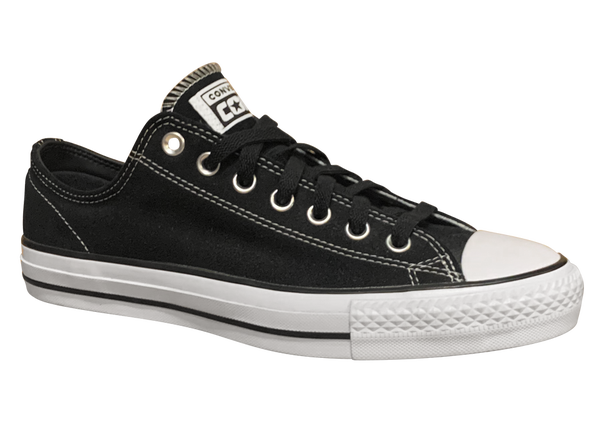 Image of Converse CONS Chuck Taylor Pro - Black / White Suede
