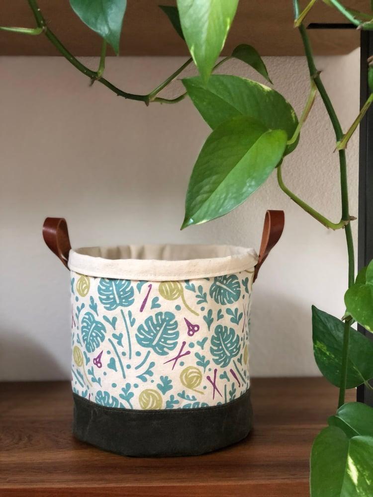 Image of Plant/Fiber Lady Basket Pre-Order