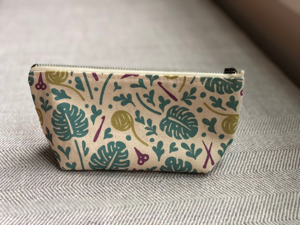 Image of Plant/Fiber Lady Notions Bag