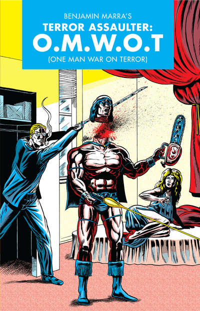 Image of Terror Assaulter (O.M.W.O.T.) by Benjamin Marra