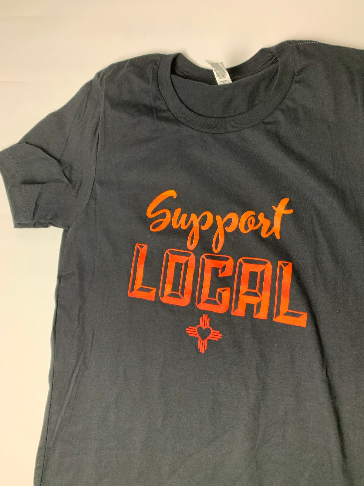 Support Local Sign Tee
