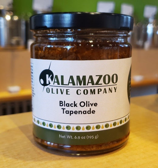 Black Olive Tapenade - our very own!