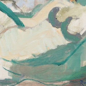 Image of Swedish, Studio Nude, LENNART ROSENSOHN (1918 -1984)