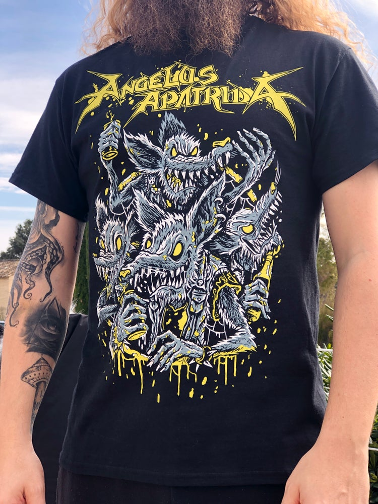Image of Rats! European Tour 2020 T-Shirt