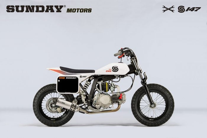 Image of FLAT TRACK BIKE - Sunday Motors® S147 '20