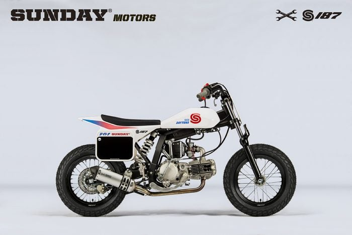 Image of FLAT TRACK BIKE - Sunday Motors® S187 / 190 cc
