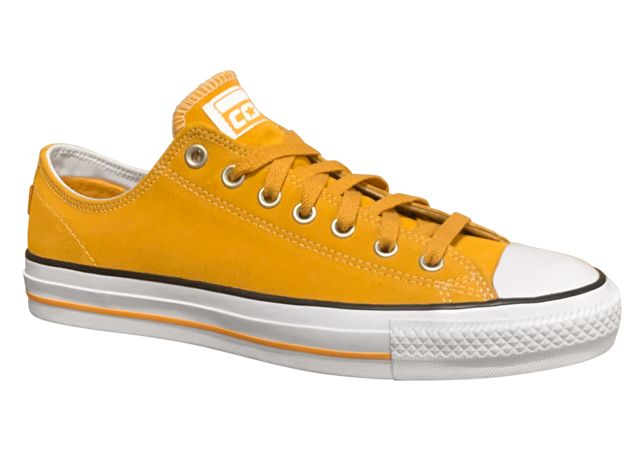 Image of Converse CONS Chuck Taylor Pro - Sunflower Gold / White