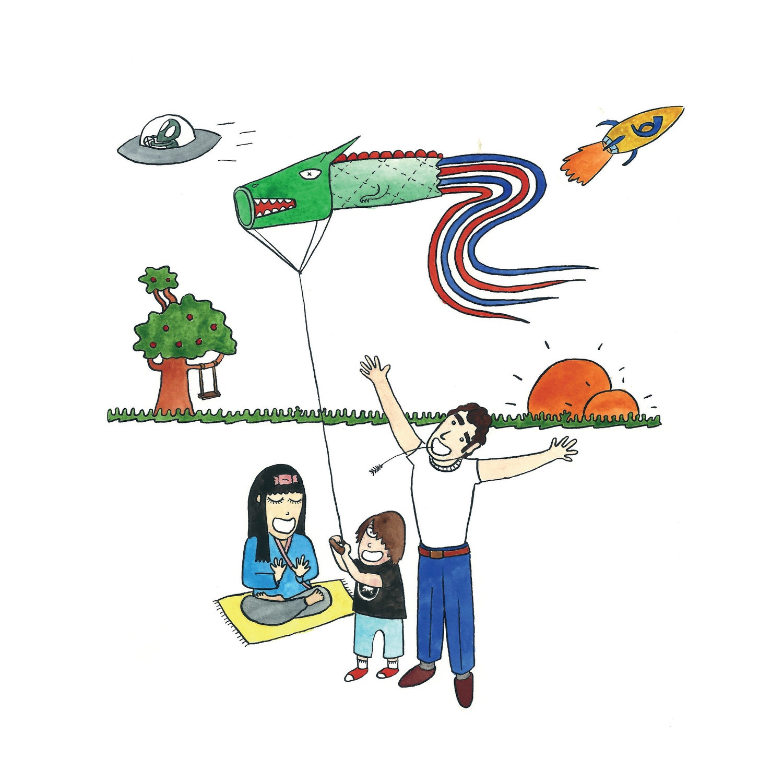 Image of Lulu et la planète magique (livre pour enfants)