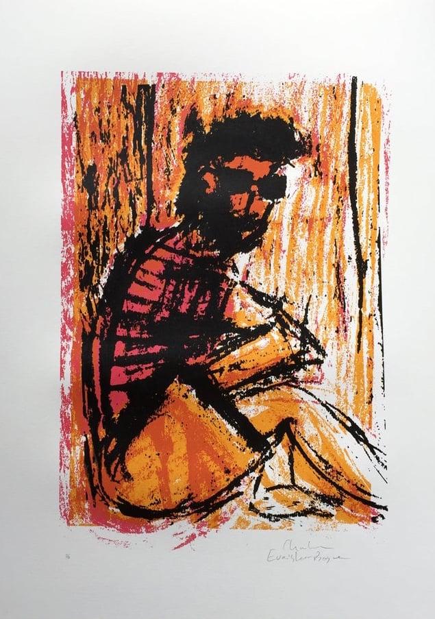 Image of Drawn Boy by Charlie Evaristo-Boyce