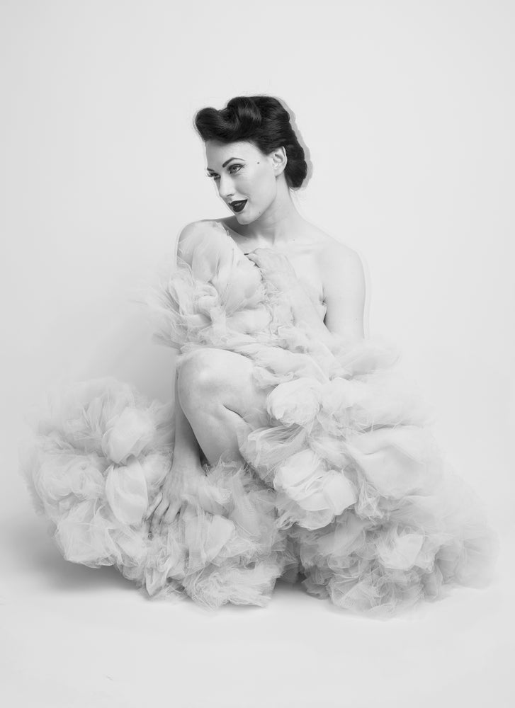 Image of Signed Print - Dreamy Pin up