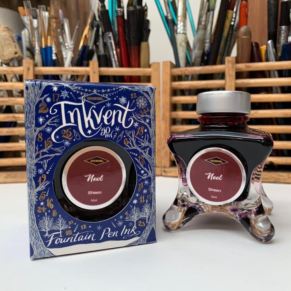 Image of Inkvent Ink 50ml Bottle / Noël