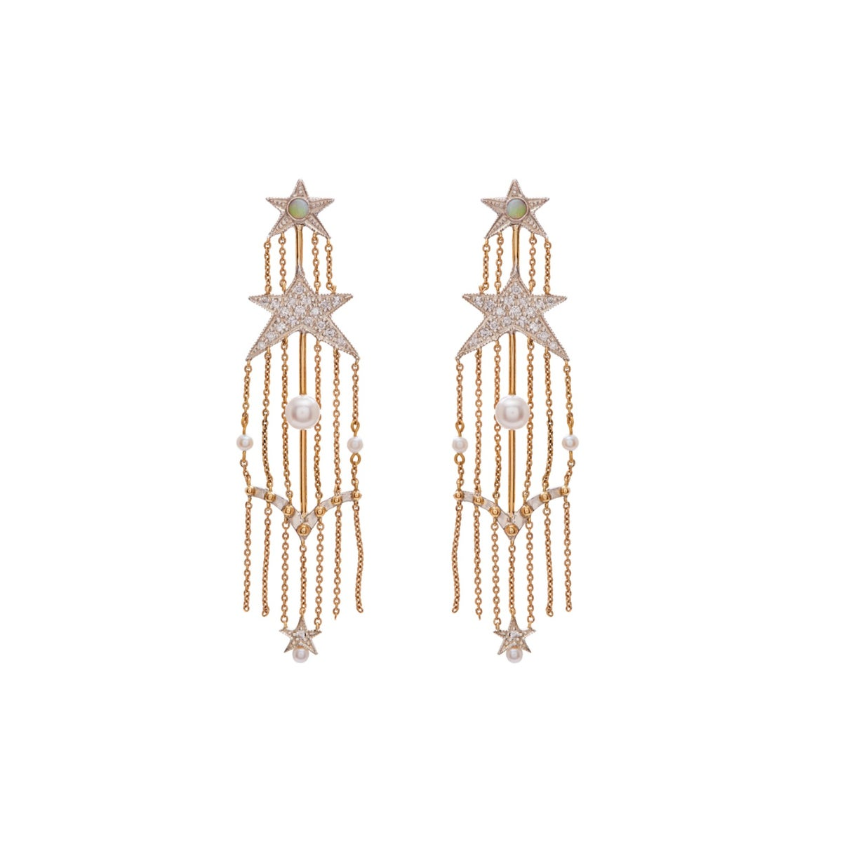 Image of Un Hada Cloud Dance Earrings