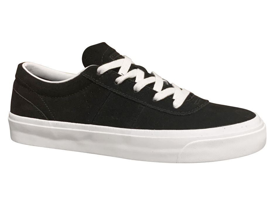 Image of Converse CONS One Star CC Pro - Black / White Suede