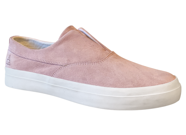 Image of HUF Dylan Slip-on - Pink Suede