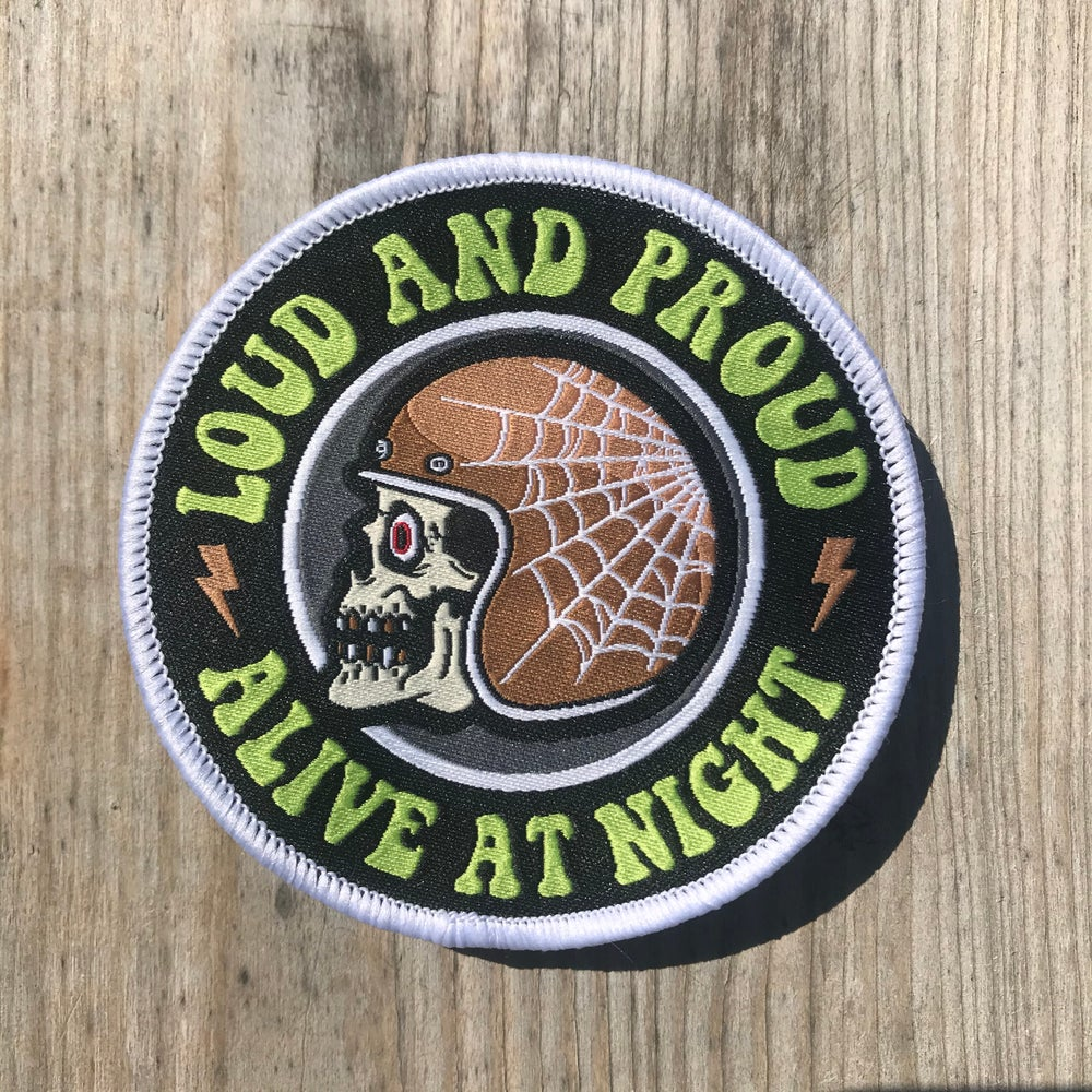 Image of Loud and Proud Patch