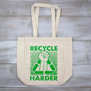 Image of Recycle Harder