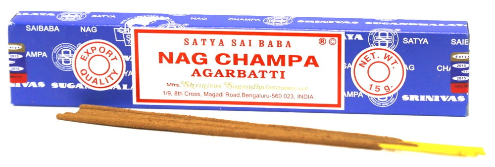 Image of Satya Nag Champa Incense Sticks