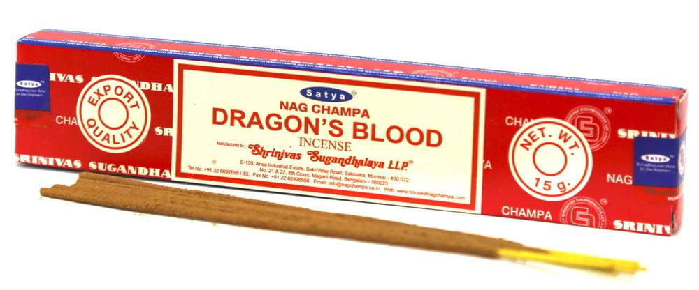 Image of Satya Dragon's Blood Incense Sticks