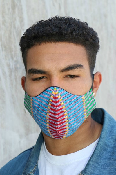 Image of The wala filter face mask- colors