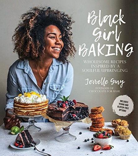 Image of Black Girl Baking for Mira Young
