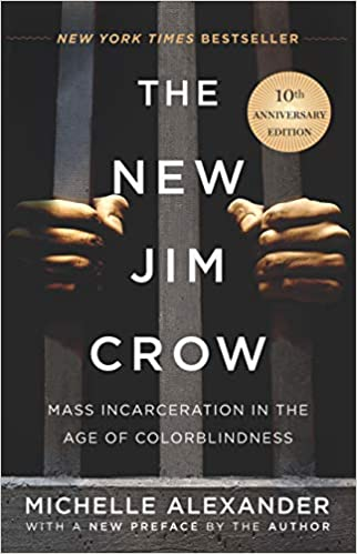 Image of The New Jim Crow for Charnise Turner