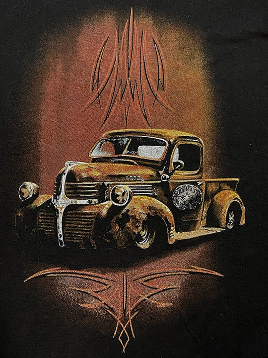 Image of Rusty Dodge Truck T-Shirt