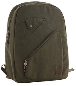 Image of Vinchee Laptop Pack- Olive Green