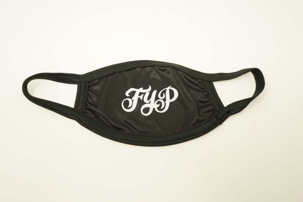 Image of FYP face mask