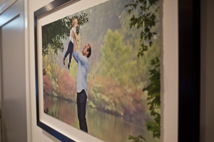 Image of Framed Portraits