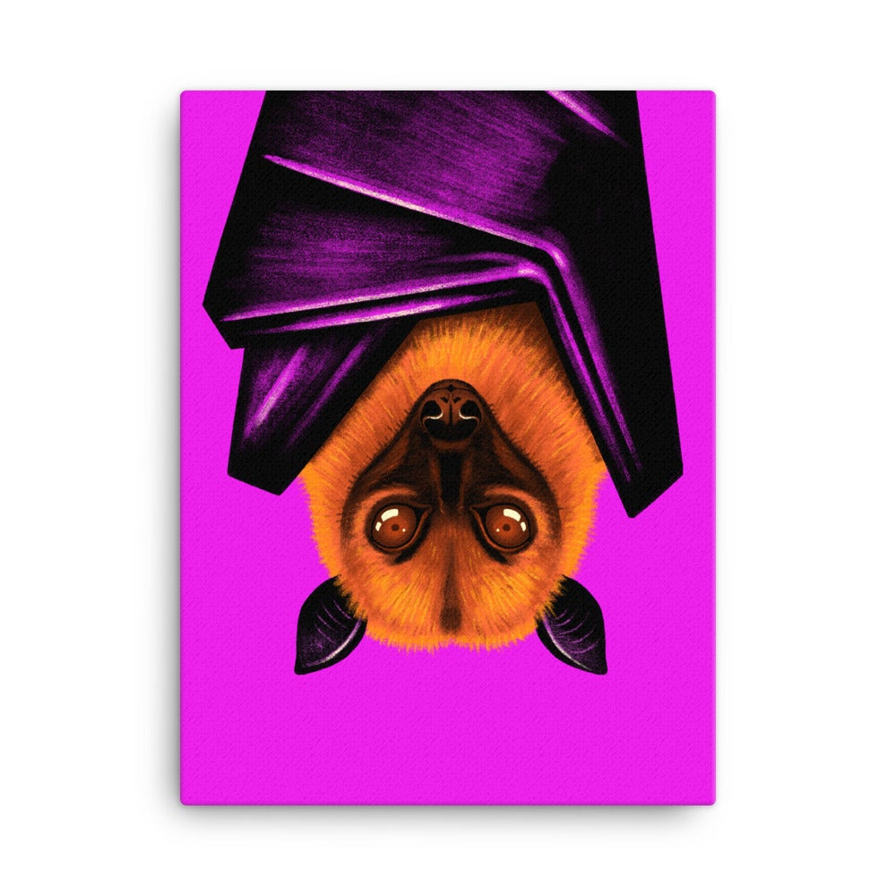 Image of Flying Fox - Canvas