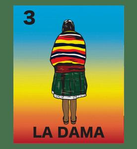 Image of La Dama