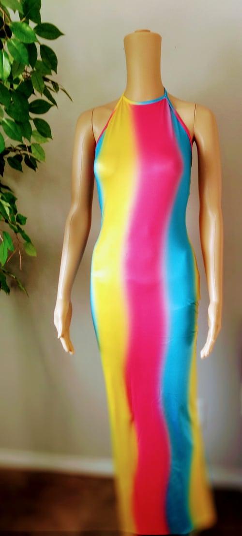 Image of Tasty Rainbow Dress
