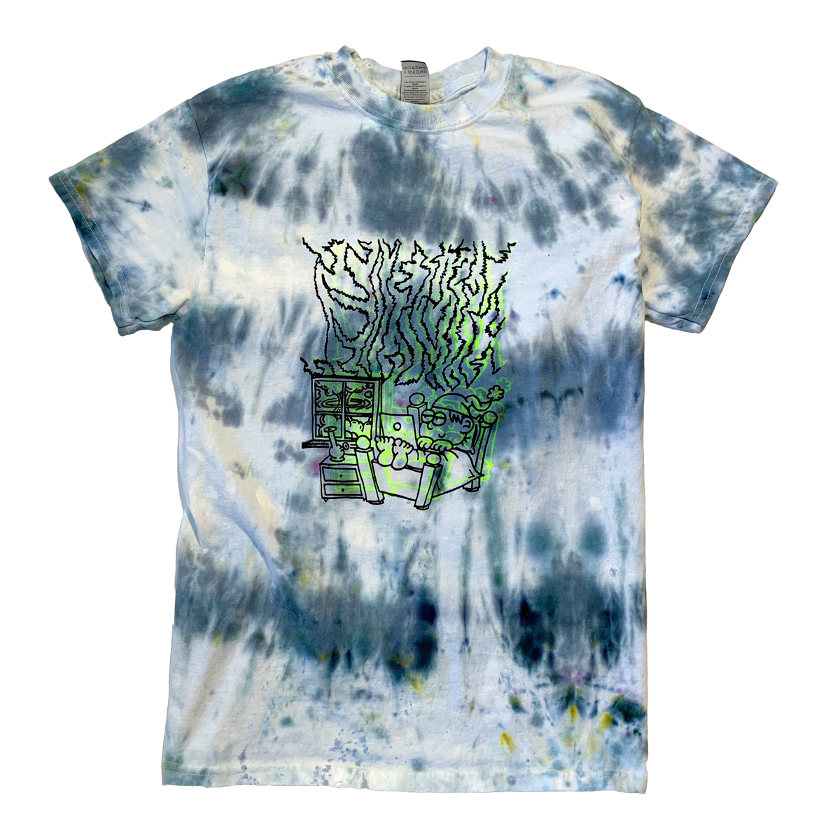 Image of Isolation tee (offset)
