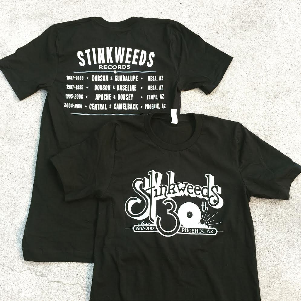 30th Anniversary Tshirt - Black