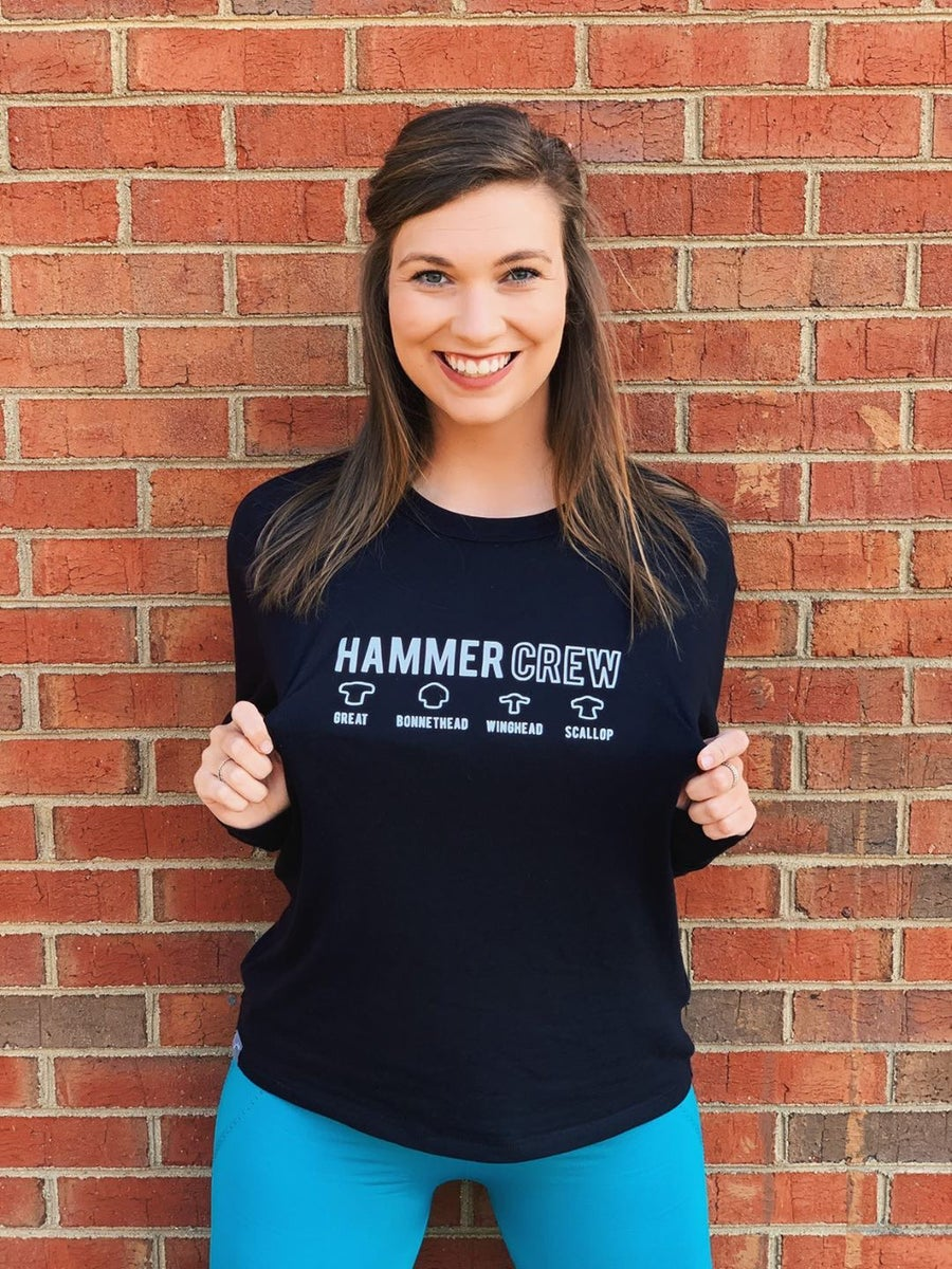 Image of HAMMER Crew Long Sleeve